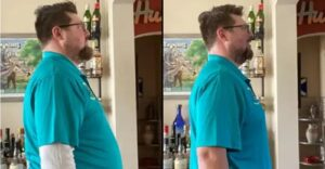 Man lost 18Kg by drinking just beer and giving up food for lent